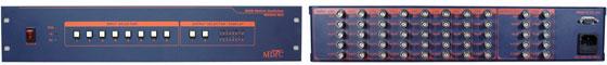 Max Digital Tech RGB Matrix Switcher MRMS-802