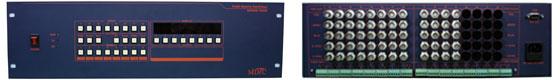 Max Digital Tech RGB Matrix Switcher MRMS-800S(8X4)