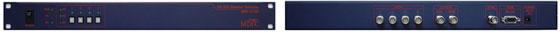 맥스디지털테크(주) HD SDI Selector Switcher MMS-401HD