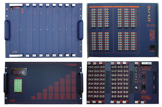 Max Digital Tech A/V Matrix Switcher MMS-AV4848