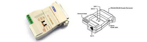 Max Digital Tech Signal Converter IC-485S
