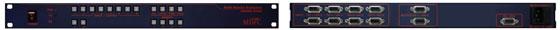 Max Digital Tech RGB Matrix Switcher MRMS-802D