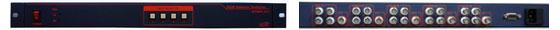 Max Digital Tech RGB Selector Switcher MRMS-401