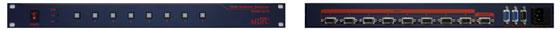 Max Digital Tech RGB Selector Switcher MRMS-801D