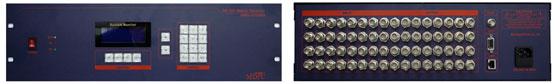 맥스디지털테크(주) HD SDI Matrix Switcher MMS-3200HD 1