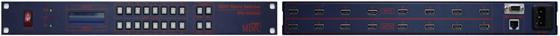 맥스디지털테크(주) HDMI Matrix Switcher MMS-800HDMI
