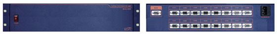 맥스디지털테크(주) Signal Distributor Unit MSDU-1600C 1