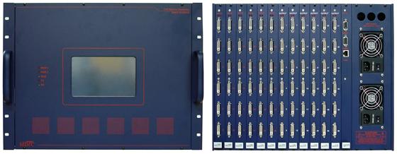 맥스디지털테크(주) DVI Matrix Switcher MMS-3600DVI 1