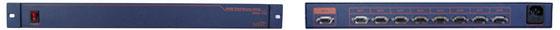 Max Digital Tech RGB Distributor Amp MRD-108