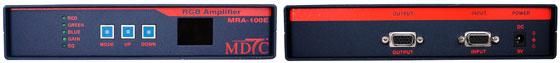 Max Digital Tech RGB Amplifier MRA-100E