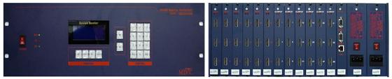 맥스디지털테크(주) HDMI Matrix Switcher MMS-1800HDMI