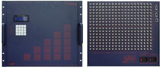 맥스디지털테크(주) RGB Matrix Switcher MRMS-2400S 1