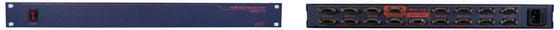 Max Digital Tech RGB Distributor Amp MRD-116