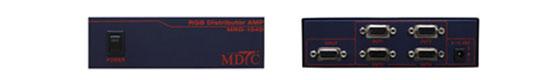 Max Digital Tech RGB Distributor Amp MRD-104D