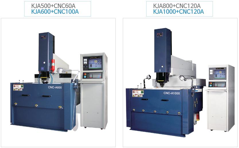 (주)국제엔지니어링 CNC 방전가공기 (대형) A-Series