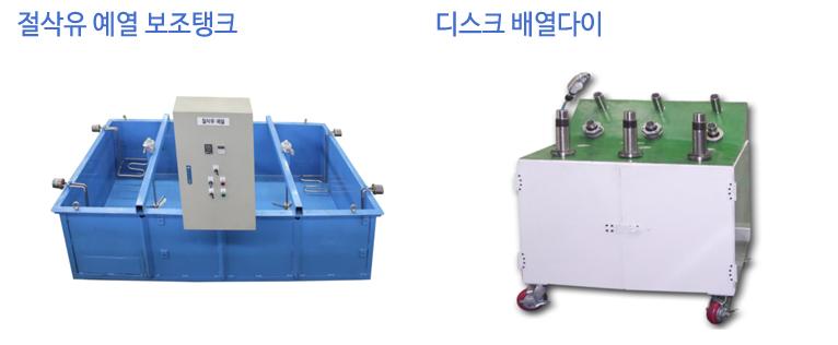 미진엔지니어링 Extruded Fintube Finning Machine (Options)  3