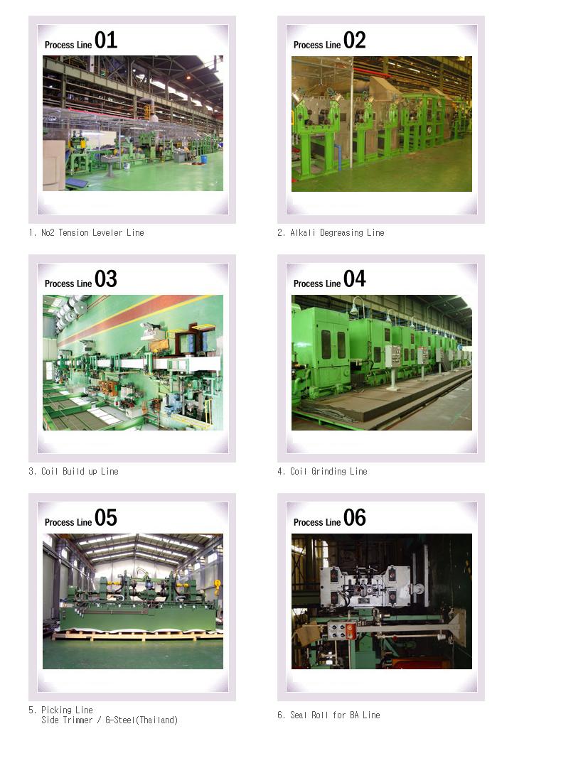 Mirae Tech Process Line