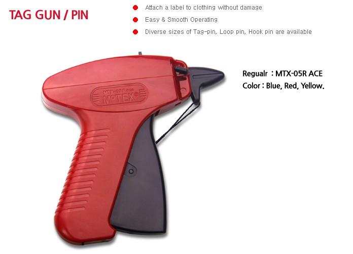 MOTEX Tag Gun MTX-05R-ACE
