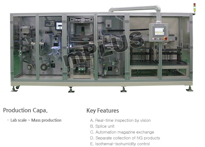 mPLUS MEA Punching System