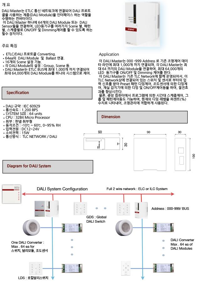 엠알엔지니어링 DALI System  2