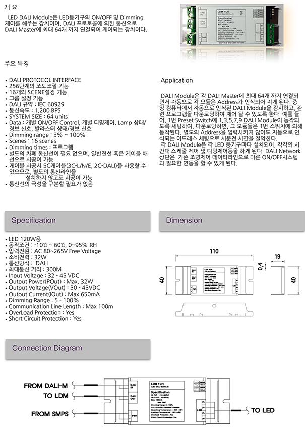 엠알엔지니어링 DALI System  3