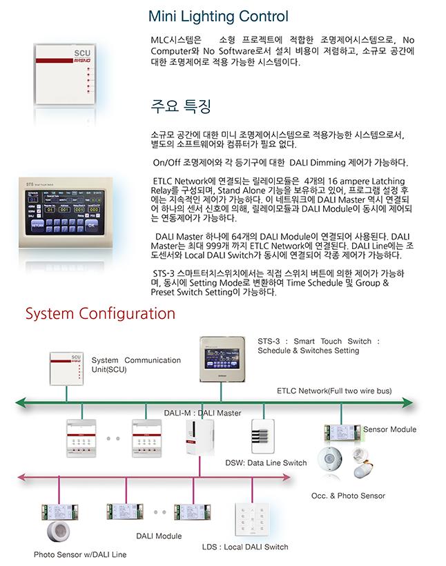 엠알엔지니어링 MLC System