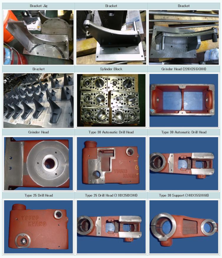 NAEWAE PRECISION Vessel Parts