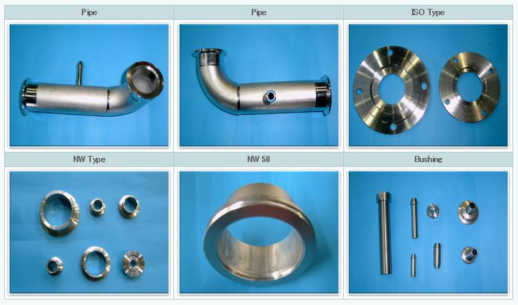 NAEWAE PRECISION Vacuum Parts