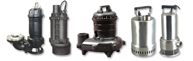 NEGATRON Submersible pump NFVS Series