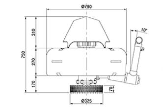 (주)네가트론 음이온산소공급기 NT-50-SM Series 2
