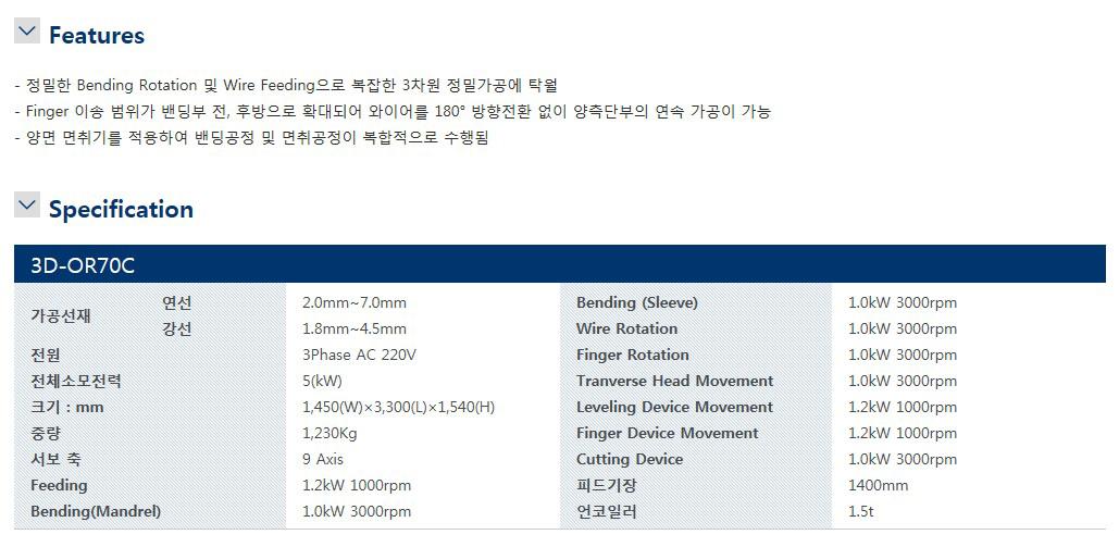 (주)나이스맥 OR Series 3D-OR70C 1