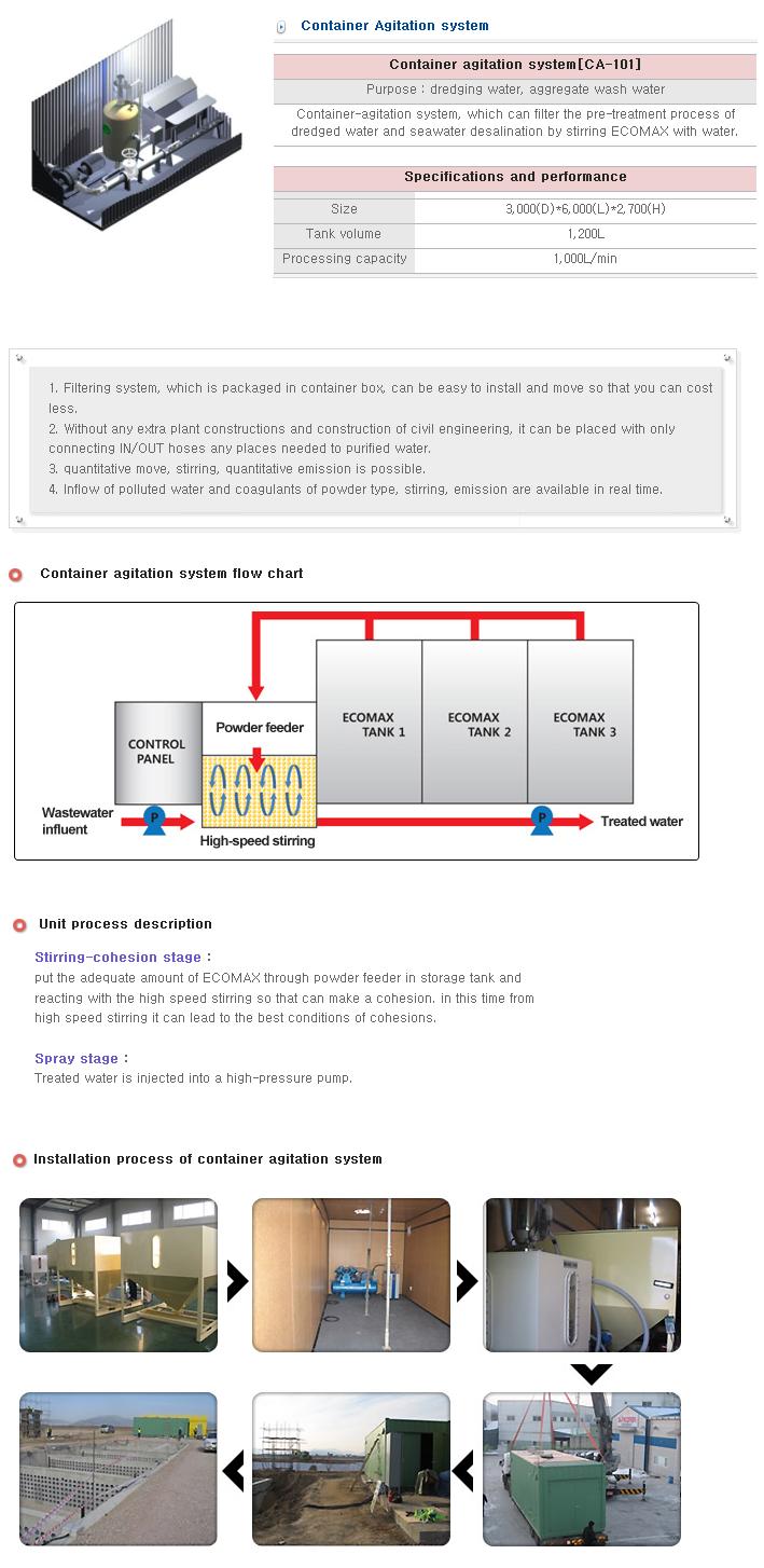 S&T Korea Container Agitation System CA-101