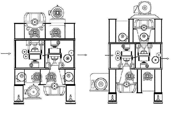 SAMHWA MACHINERY Needle Punching Machine SHS-DUR, UDR 3400 ~ 6000