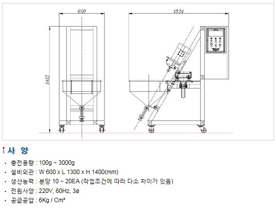 삼성포장기 복합형 충전기 SP1000-(A)C 1