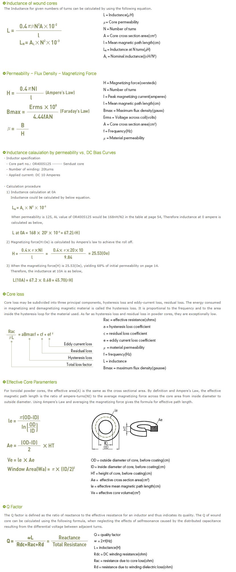 삼화전자 Technical Information  4