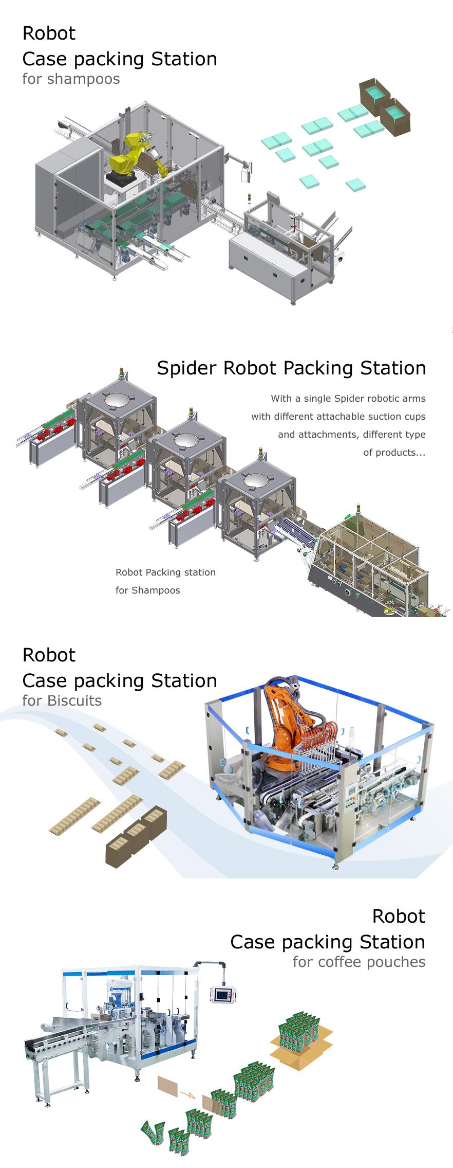 SAMWOO AUTOMATION Robot