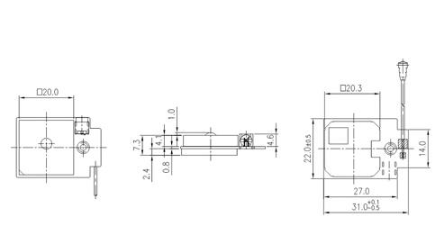 한국안테나 Module Antennas  26