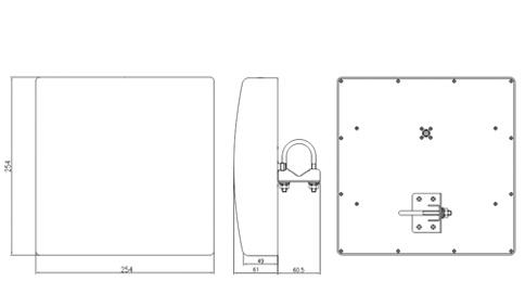 한국안테나 Patch Antennas  14