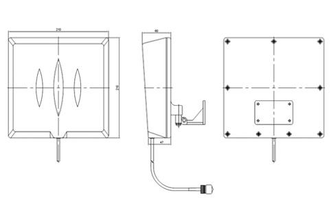 한국안테나 Patch Antennas  26
