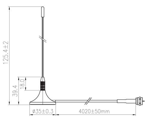 한국안테나 Magnet Mount Antennas  8