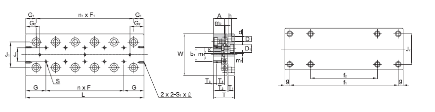 SBC LINEAR Cross Roller Guide SCVRU 4