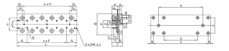 SBC LINEAR Cross Roller Guide SCVRU 3
