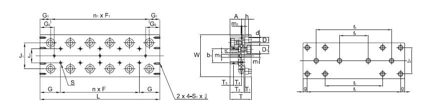 SBC LINEAR Cross Roller Guide SCVRU 9