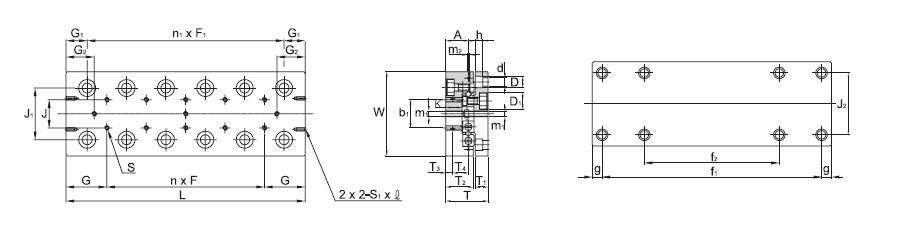 SBC LINEAR Cross Roller Guide SCVRU 2