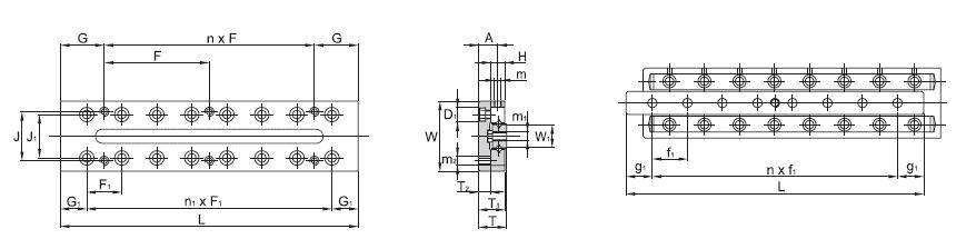 SBC LINEAR Cross Roller Guide SCVRT 2