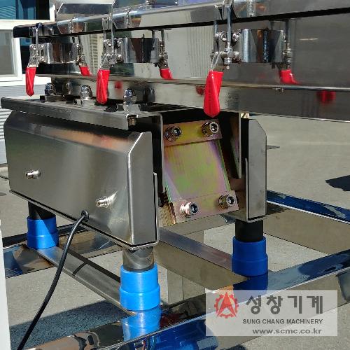 (주)성창기계 로타리 금속검출기 MAGR-Series