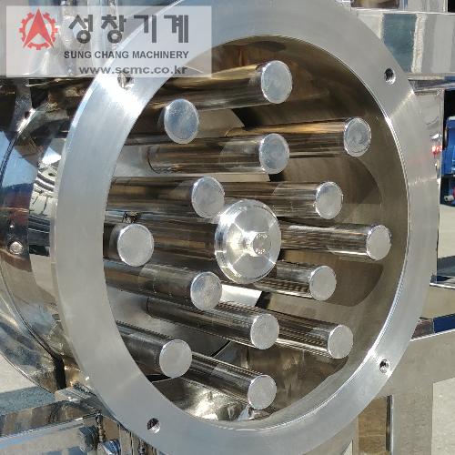 (주)성창기계 로타리 금속검출기 MAGR-Series 1