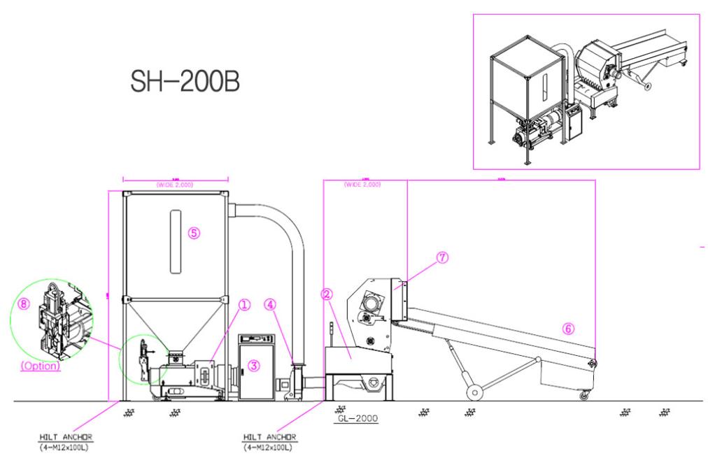 Seho Engineering  SH-200B 1