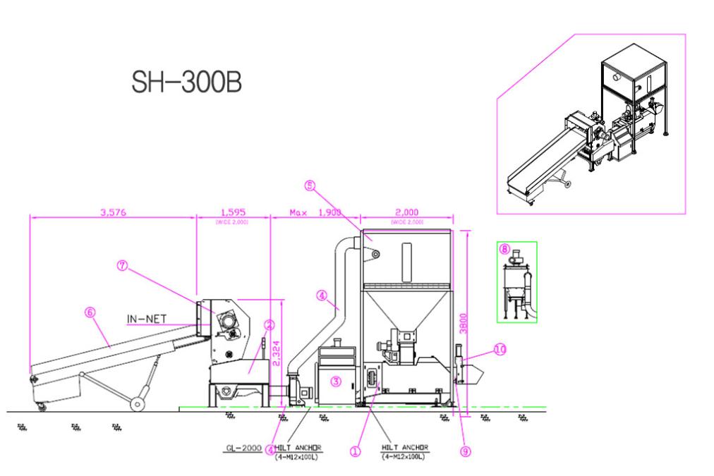 Seho Engineering  SH-300B 1