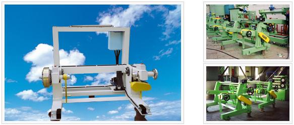 Sejin Machinery Pay-off Equipment